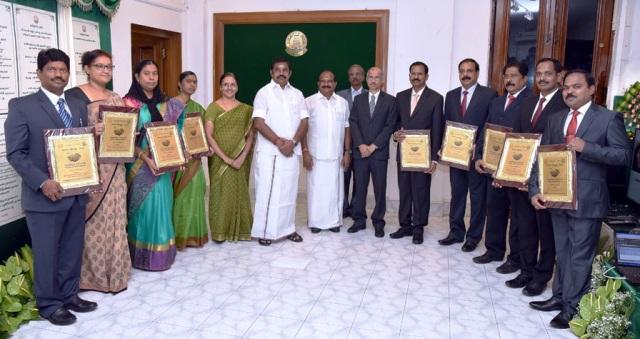 Enviranment award