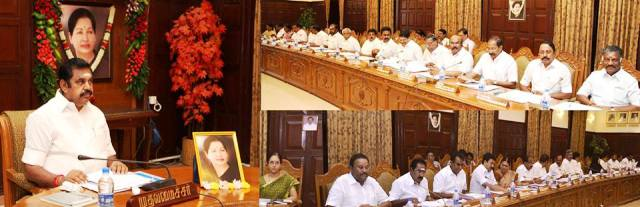 ministers meeting