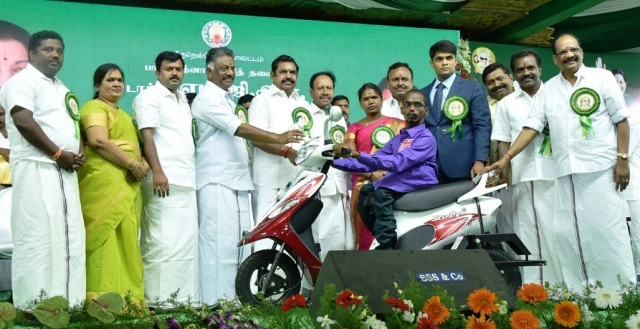 MGR 100 YEARS FUNCTION IN NELLAI. f1